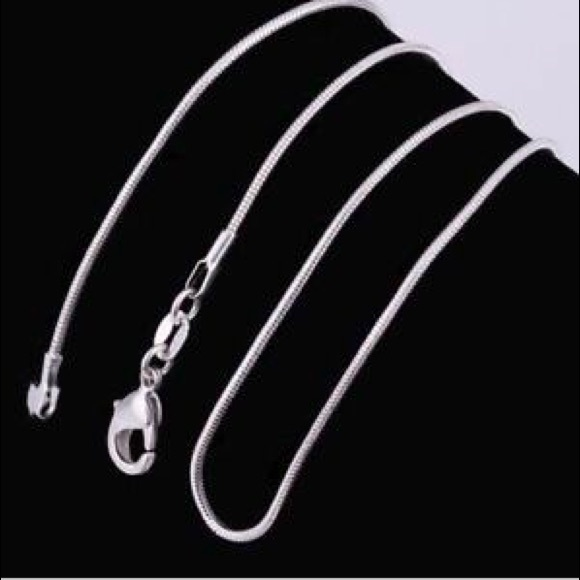 Snake Chains Jewellery 2mm 925 Sterling Silver Various Sizes Available